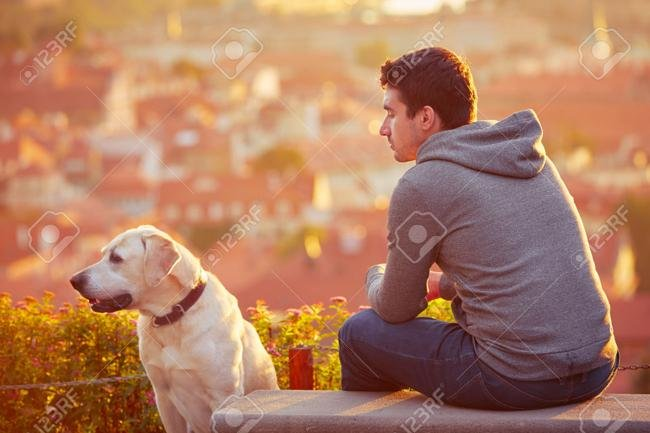 Man And His Dog Pictures